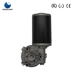 D63 dc electric gear Motor