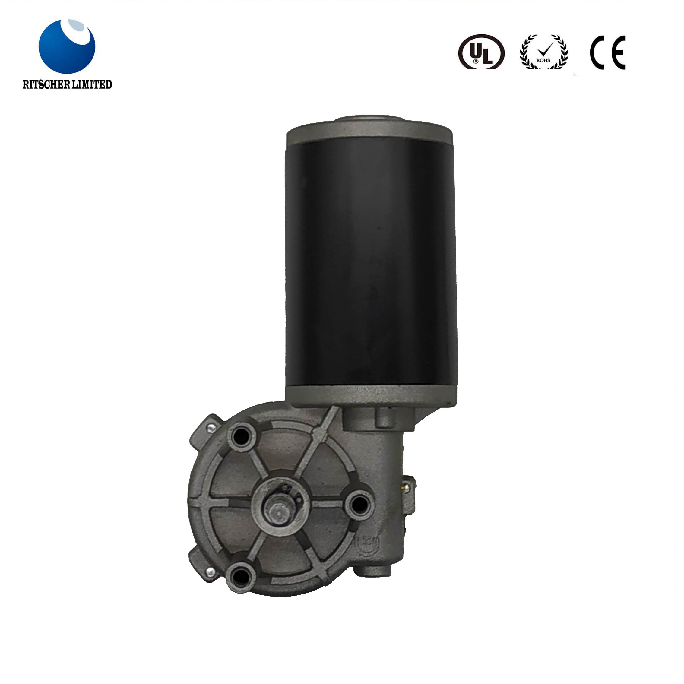 D76 Electric DC Gear Motor